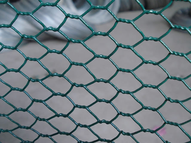Mild Steel Hexagonal Mesh for Chicken Wire Fencing, Electro ...