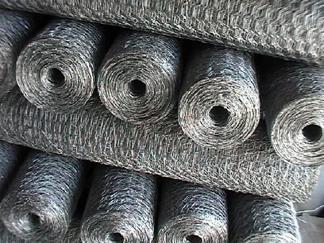 Mild Steel Hexagonal Mesh For Chicken Wire Fencing