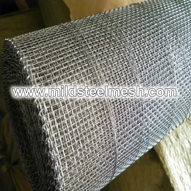 Electro Galvanized Iron Wire Netting Makes Ideal Window