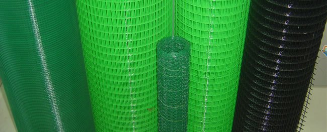 Plastic Powder Coated Steel Mesh Welded Wire Mesh And