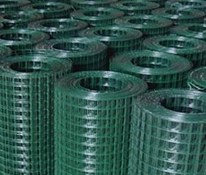 Mild Steel Welded Wire Mesh - Black Steel, Electro Galvanized or PVC ...
