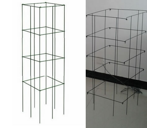 Ladder Shape Trellis Support for Heavy and Big Plants